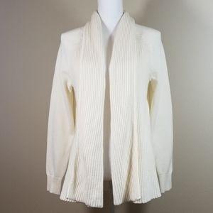L. L. Bean shawl collar cardigan